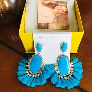 Like new Kendra Scott Cristina's Earrings